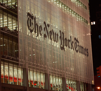 The New York Times' Pay Wall