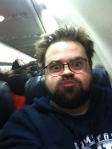 Kevin Smith on Southwest Airlines