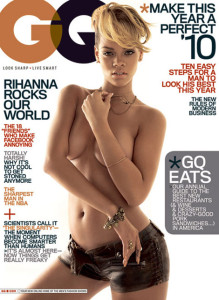 January 2010 GQ Cover