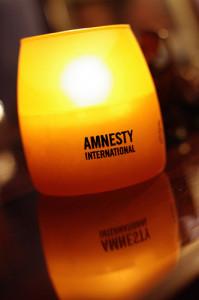 Amnesty International Candle