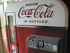 Coca-Cola Drink Machine