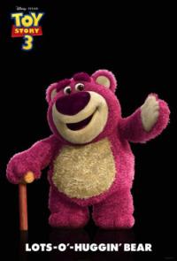 Toy Story 3: Huggin Bear