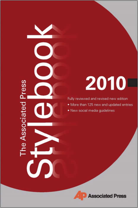 new ap stylebook covers social media sixestate. Black Bedroom Furniture Sets. Home Design Ideas