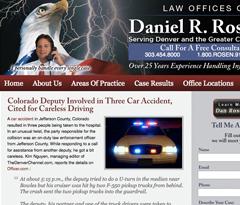 Colorado Accident Law Blog