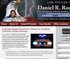 Colorado Accident Law Blog