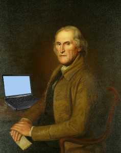 James Latimer Blogging