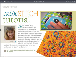 Quilting Arts in Stitches