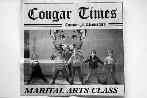 Marital Arts Class