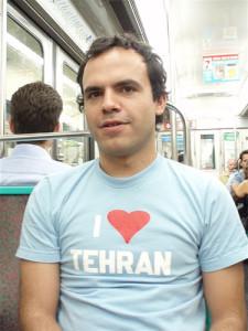 Hossein Derakhshan aka Hoder