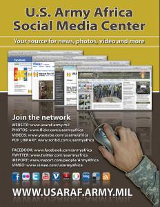 U.S. Army Africa Social Media Center