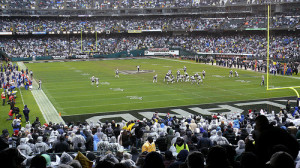 New England Patriots v. Oakland Raiders