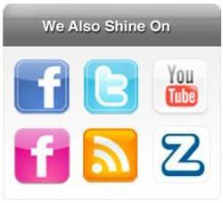 We also shine on...