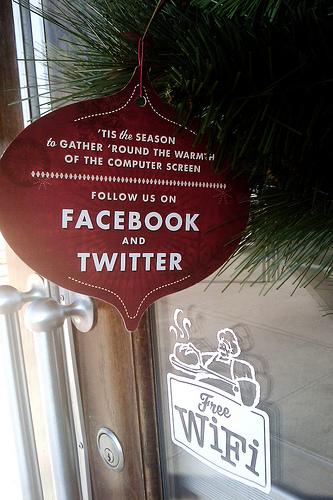 Social Media XMas
