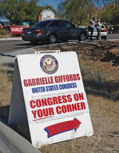 Gabrielle Giffords Sign