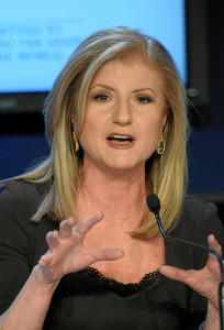 Arianna Huffington - World Economic Forum Annual Meeting 2011