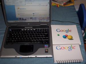 Google Plus Laptop