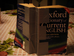 Duct Taped Dictionary
