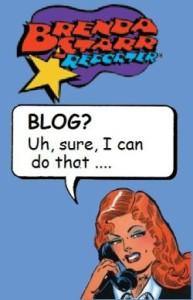 Blog? Sure