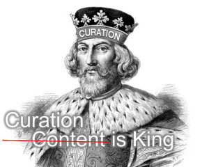 curation is king