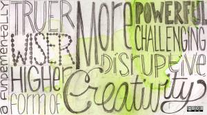 reinvent creativity