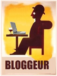 Bloggeur, after Cassandre