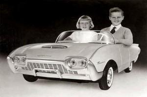 1961- subcompact Thunderbird