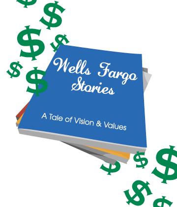 Wells Fargo Stories is the banks venture into brand marketing.