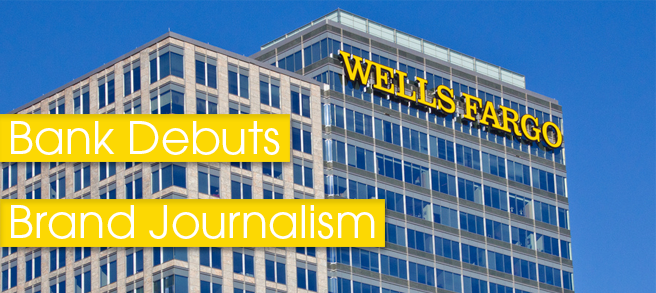 Bank Debuts Brand Journalism