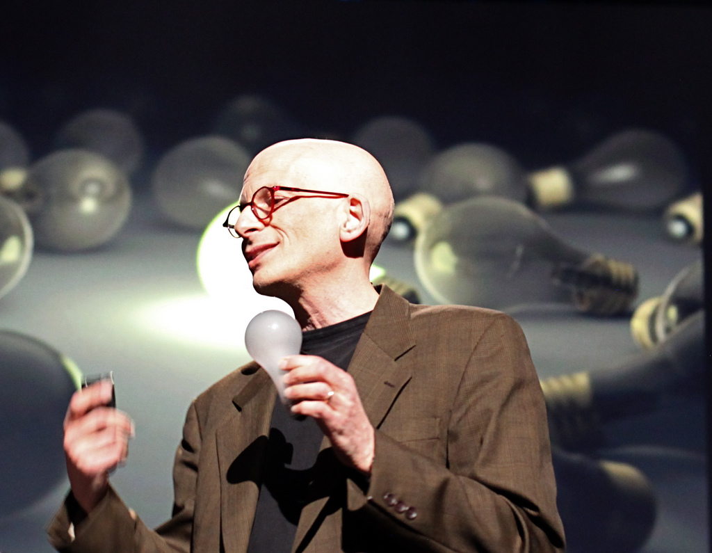 Marketing guru Seth Godin argues that  the Internet helps us connect as tribes, something marketers must recognize.