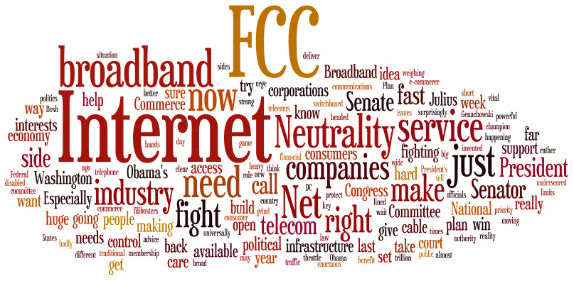 Many companies joined forces to petition the FCC to vote against proposed rule changes that would allow