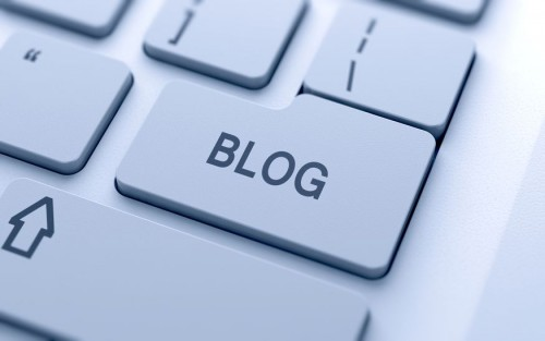 To be hired as a brand journalist, show that you take blogging seriously.